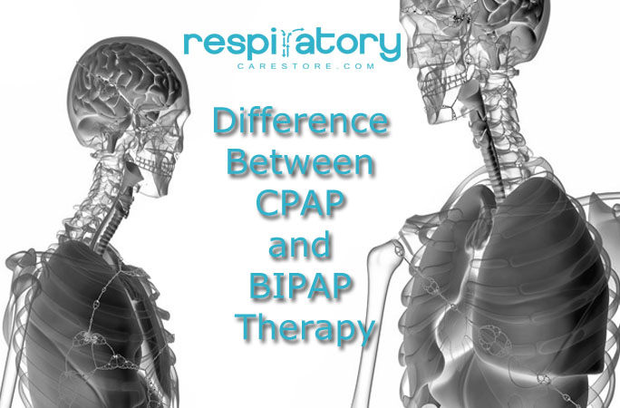 Difference Between CPAP and BIPAP Therapy