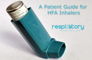 A Patient Guide for HFA Inhalers