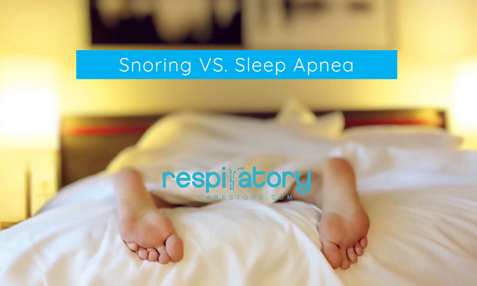 Snoring VS. Sleep Apnea