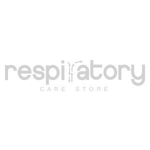 Atos Medical - RTNSC WH - Stoma Cover Turtleneck - White - Cotton Blend Each